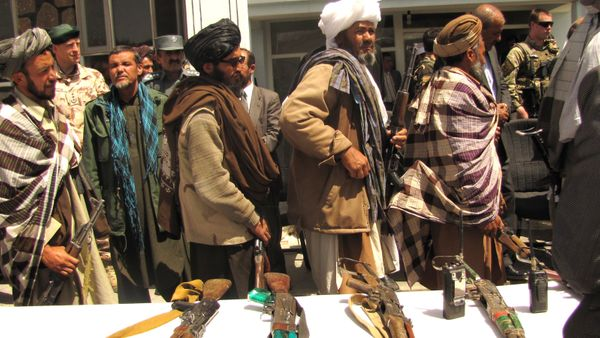 Back to the Future: The Resurgence of the Afghan Taliban