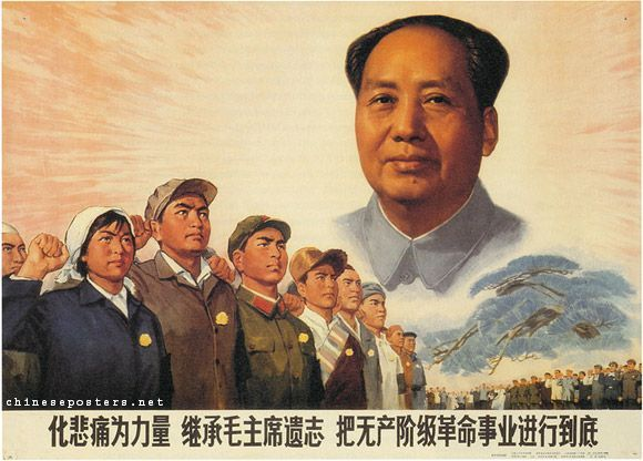 Creating China Visually: Collecting Chinese Propaganda Posters