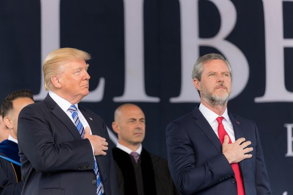 Divinely Divided: Trump and the Mandate of Heaven