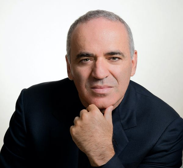 Defying Dictatorships: An Interview with Garry Kasparov