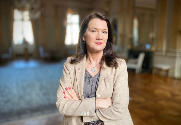 Spearheading Security: Interview with Swedish Foreign Minister Ann Linde