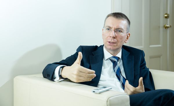 Leadership from Latvia: Interview with Foreign Minister Rinkēvičs